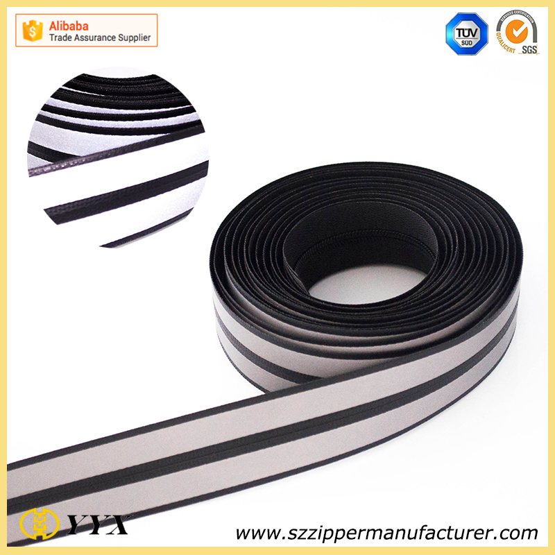Plastic Zipper Roll Waterproof Closed End Zipper