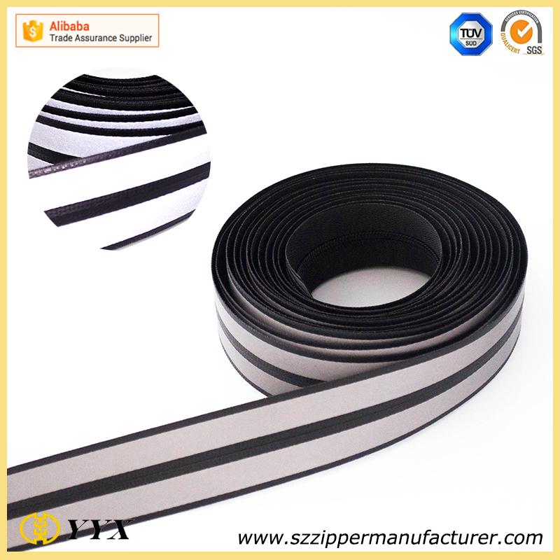 Nylon Zipper Roll Waterproof Closed End Zipper