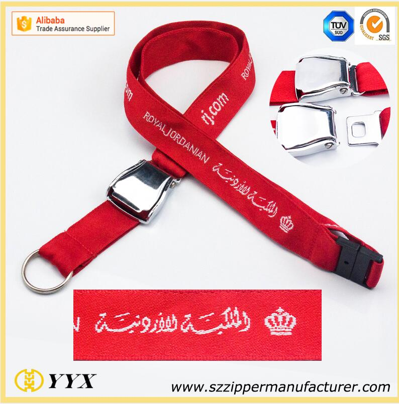 Remove Before Flight Lanyard Airplane Seat Buckle Air Buckle