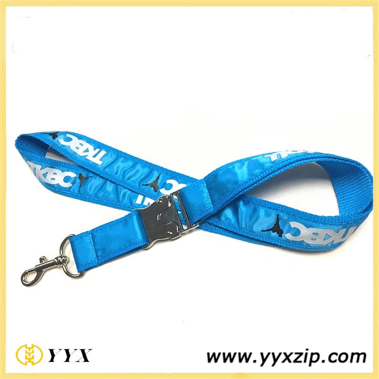 Factory wholesale 3d diy lanyard custom logo national cheap neck lanyards