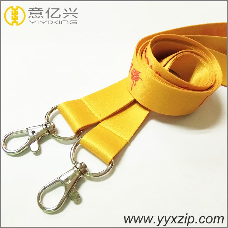 Top sale custom printed lanyard,attractive promotional printed branded lanyards