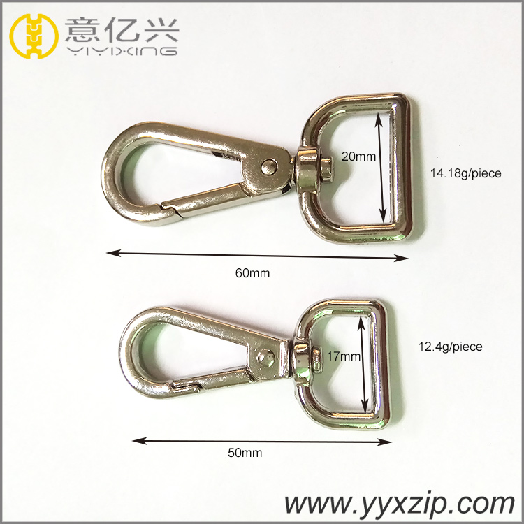 High Quality Metal Antique Brass Snap Hook Swivel Snap Hook Cheap