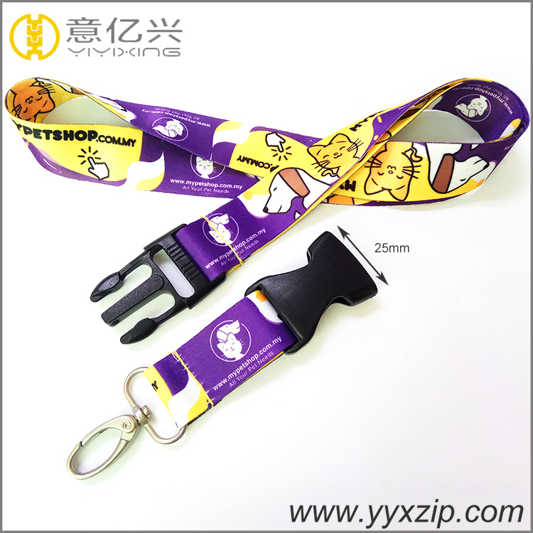 custom lanyards_sublimation lanyards_lanyard