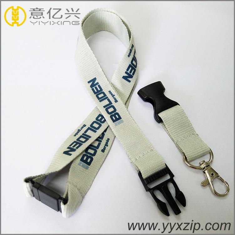 Premium cheap id holder metal hook safety custom vaporizer pen holder neck lanya