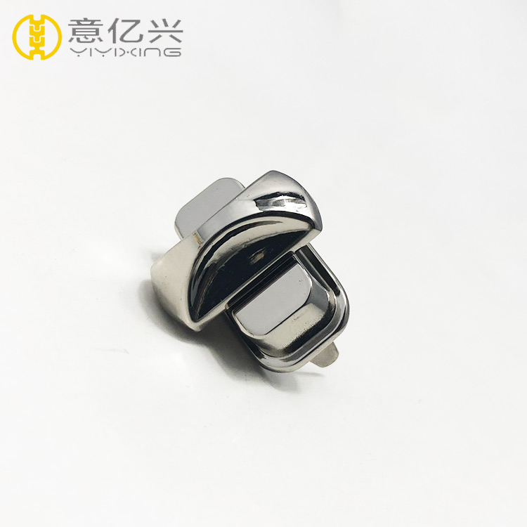 Series Bag Clip Lock for Handbags Metal Locks or notebook turn button