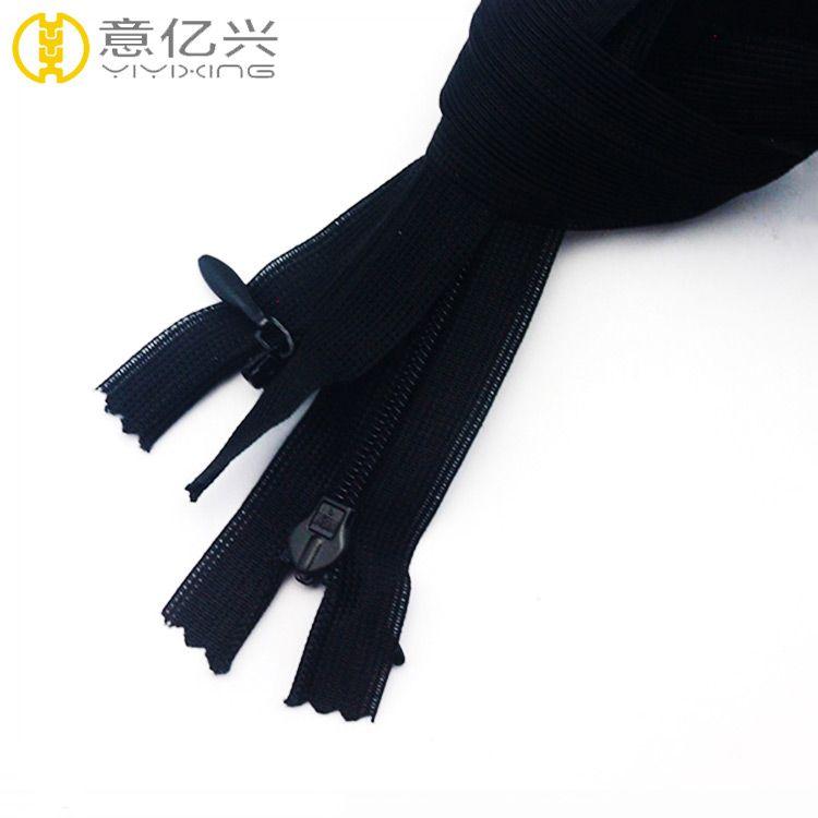 customized color hidden zipper 20cm invisible #4