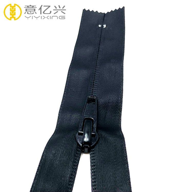 Outdoor product #8 matt waterproof zipper