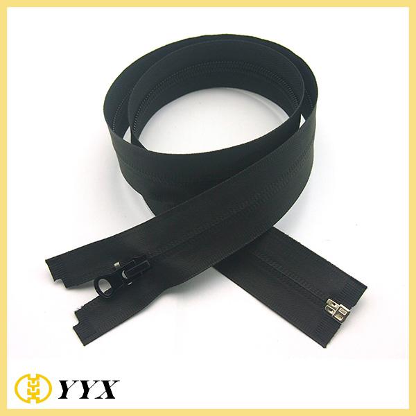 No.5 open end nylon waterproof zipper