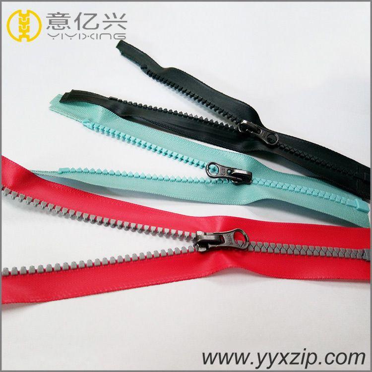 Heavy Duty Waterproof Plastic Zipper for Backpack