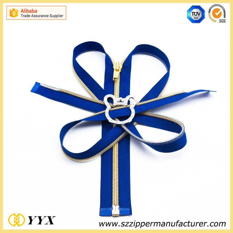 China zipper manufacturers new arrival products 5 nylon coil zipper