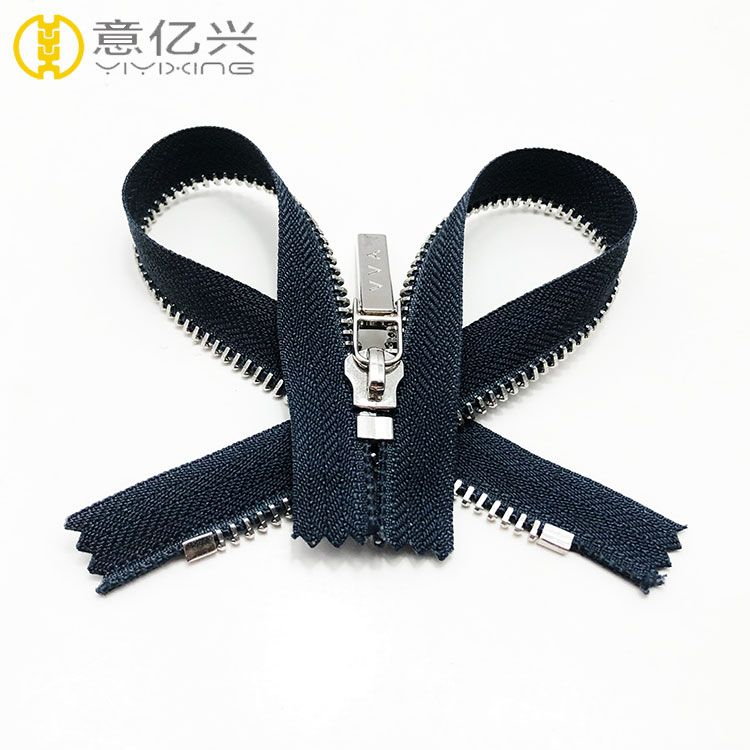 High Quality #3 #5 #8 #10 Close end Metal Zip