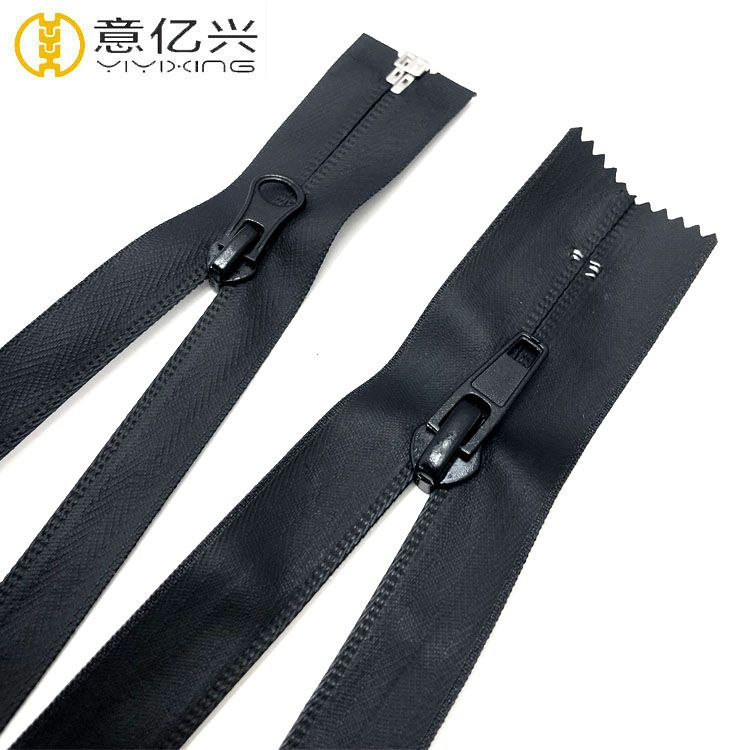 #3 #5#8 Cheap waterproof zipper nylon invisible waterproof zipper