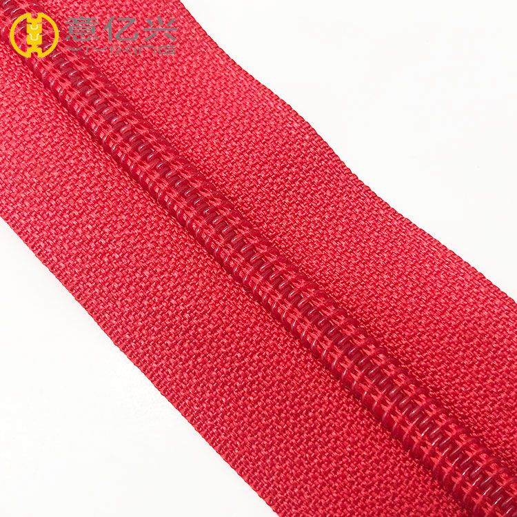 China Nylon Zipper Manufacturer Wholesale 5# Long Chain Zipper