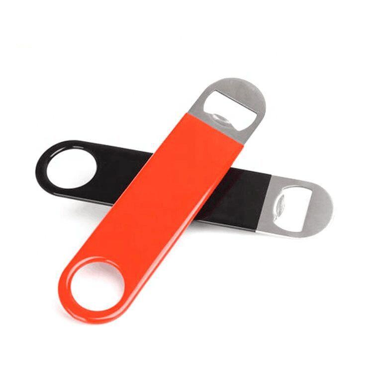 Custom stainless steel bottle opener